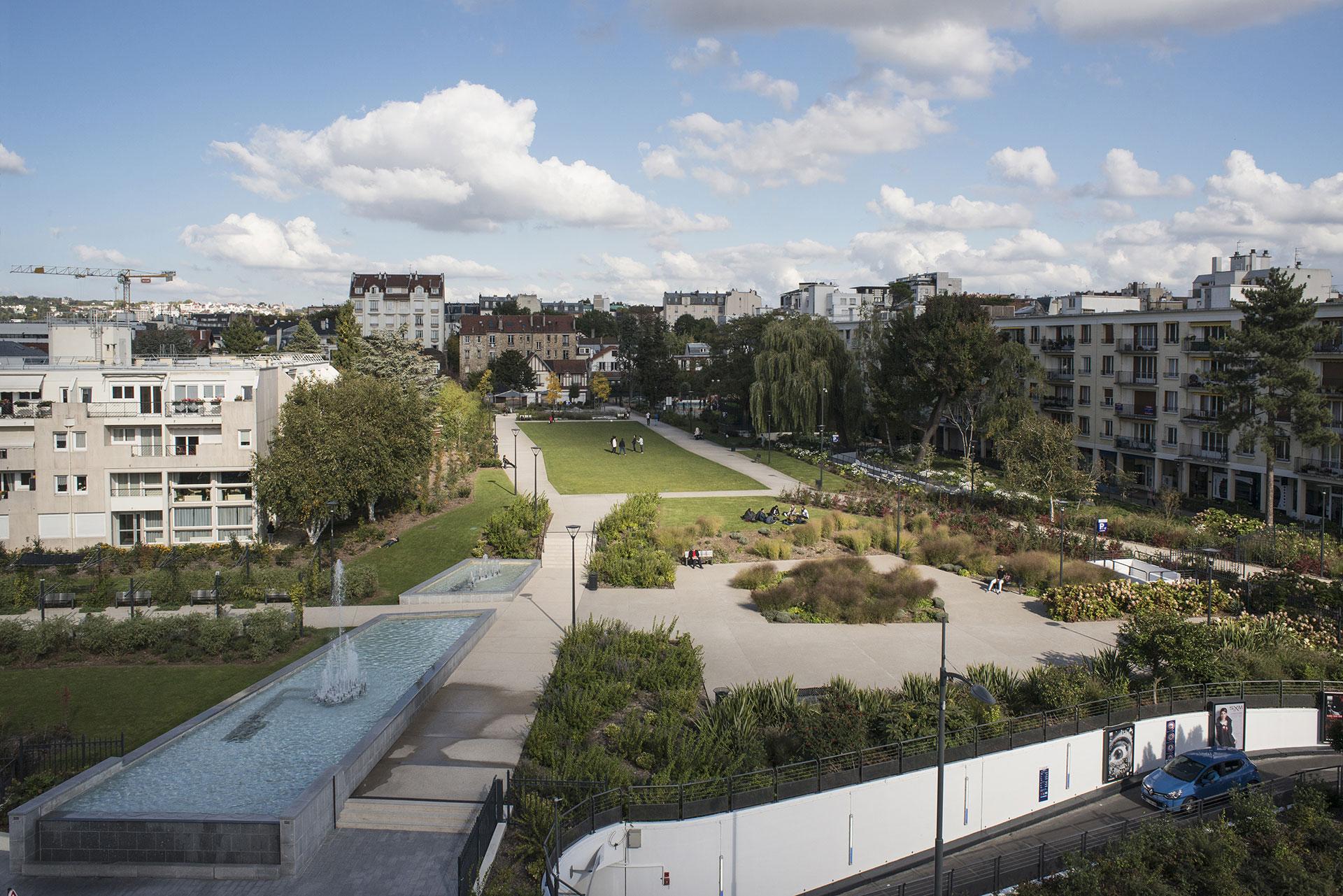 Le Parc de Villemessant