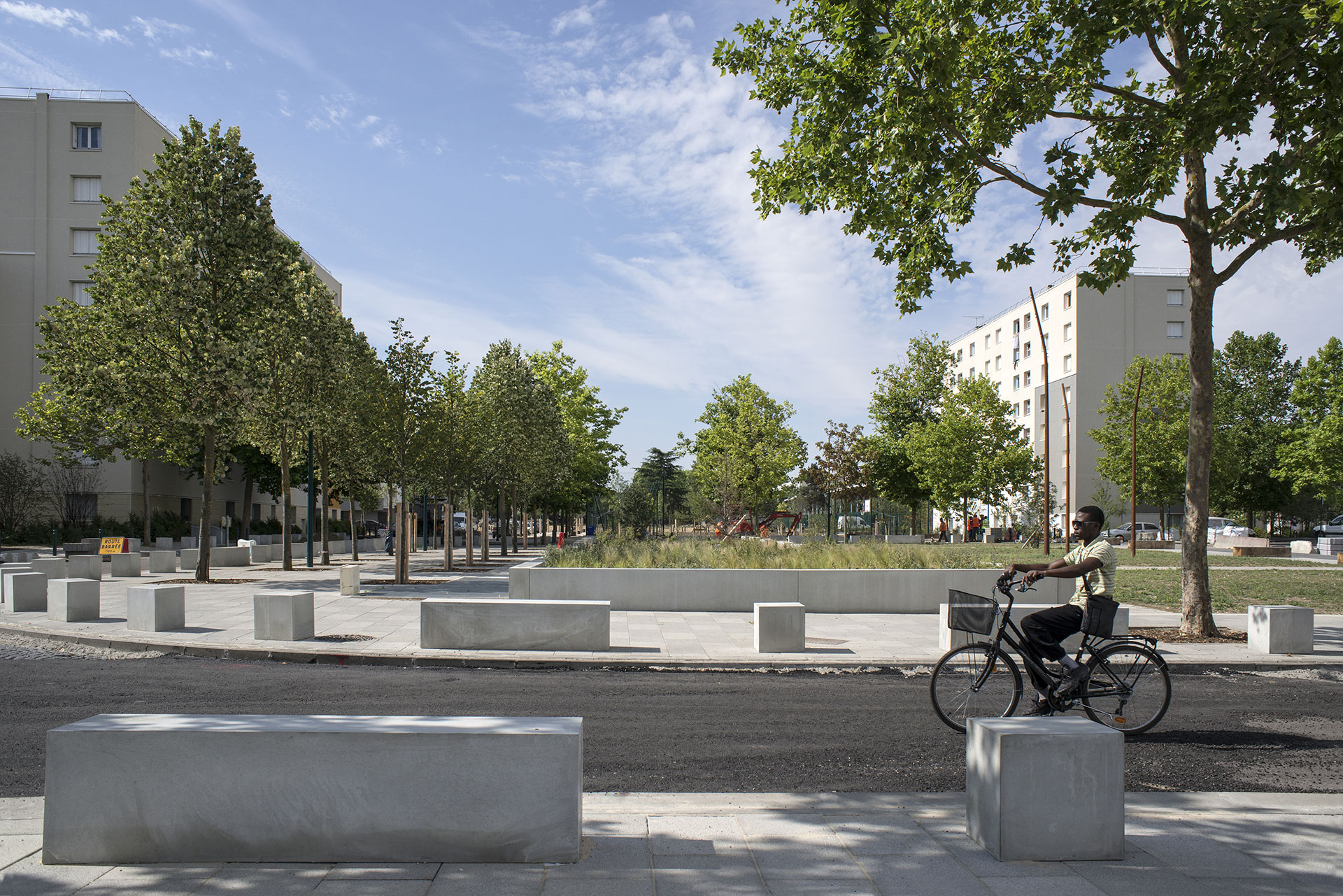 Rénovation urbaine du Val Fourré