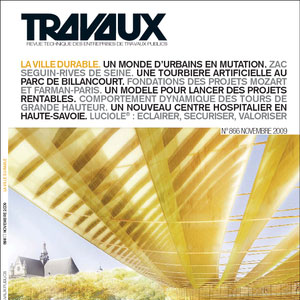 REVUES TRAVAUX, N°866, SUSTAINABLE TOWN