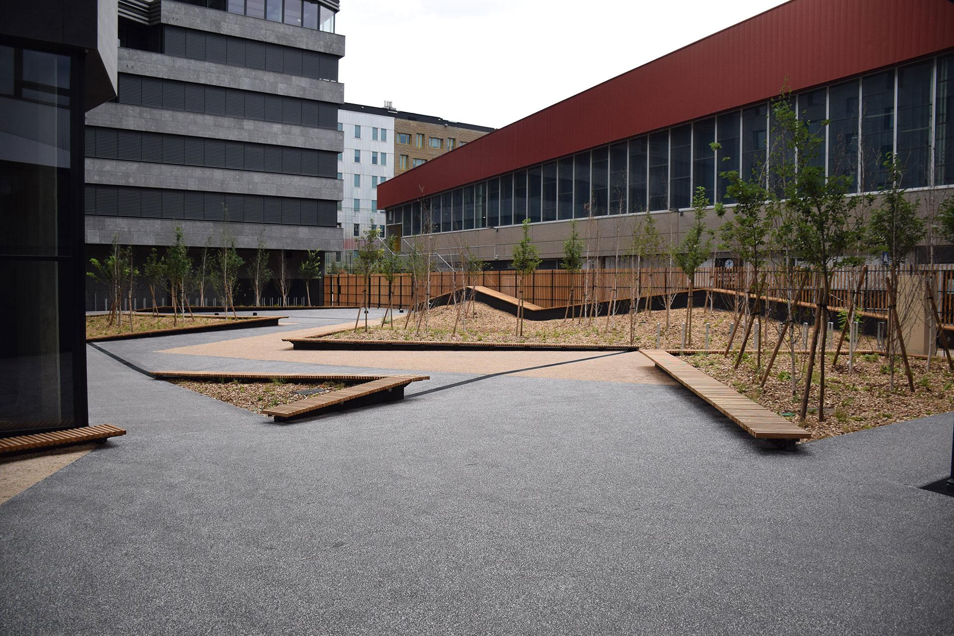 The Hikari Garden